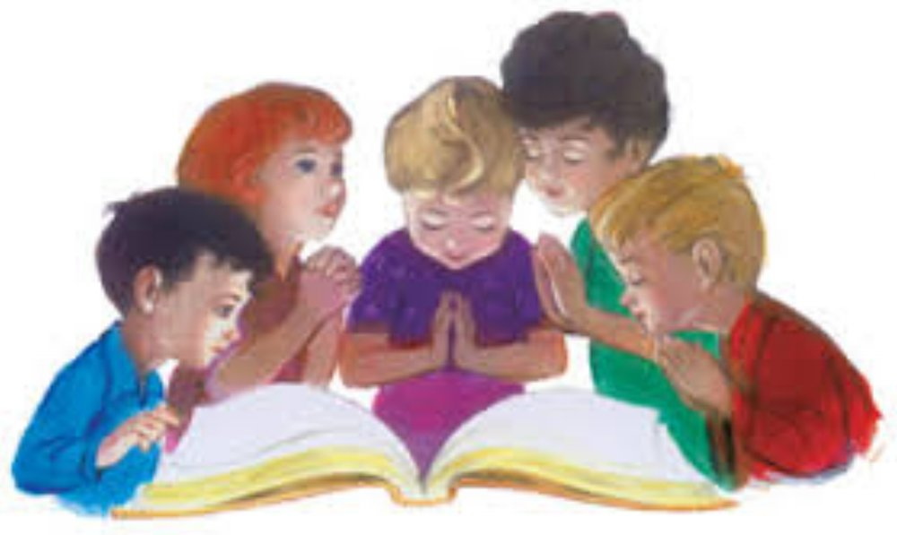 Sundays, 9:40 - 10:40 am  Infants - 5th Grade