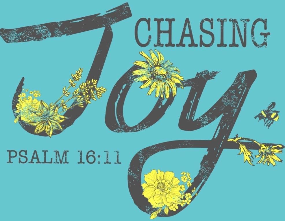 Chasing Joy - Ladies, are you as happy as you want to be? Do you want to find a joy in your life that exists beyond the circumstances of the day? Are you tired of chasing joy and not finding it? Our Chasing Joy Women's Conference is what you need!