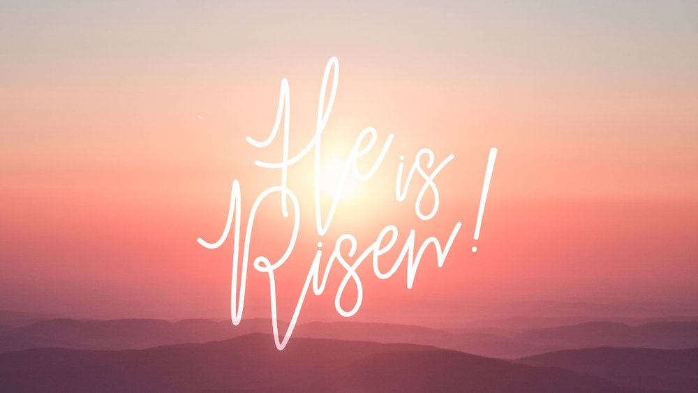 Easter Sunday Worship - April 21, 8:30am and 10:50am