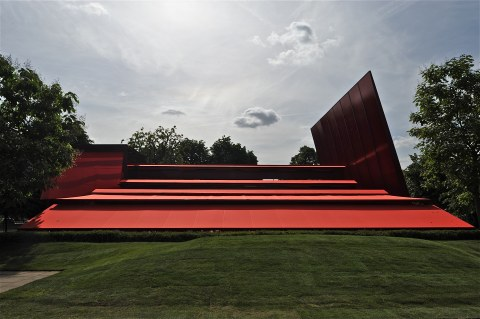 Image 17 of 34   Serpentine Gallery Pavilion 2010 by Jean Nouvel