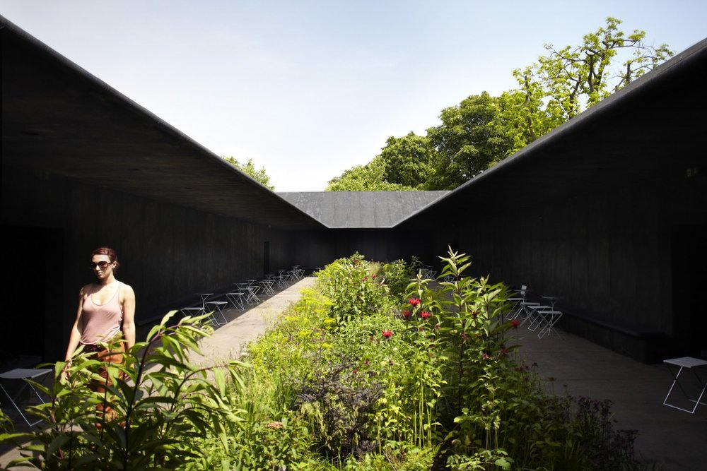 Image 20 of 34   Serpentine Gallery Pavilion 2011 by Peter Zumthor