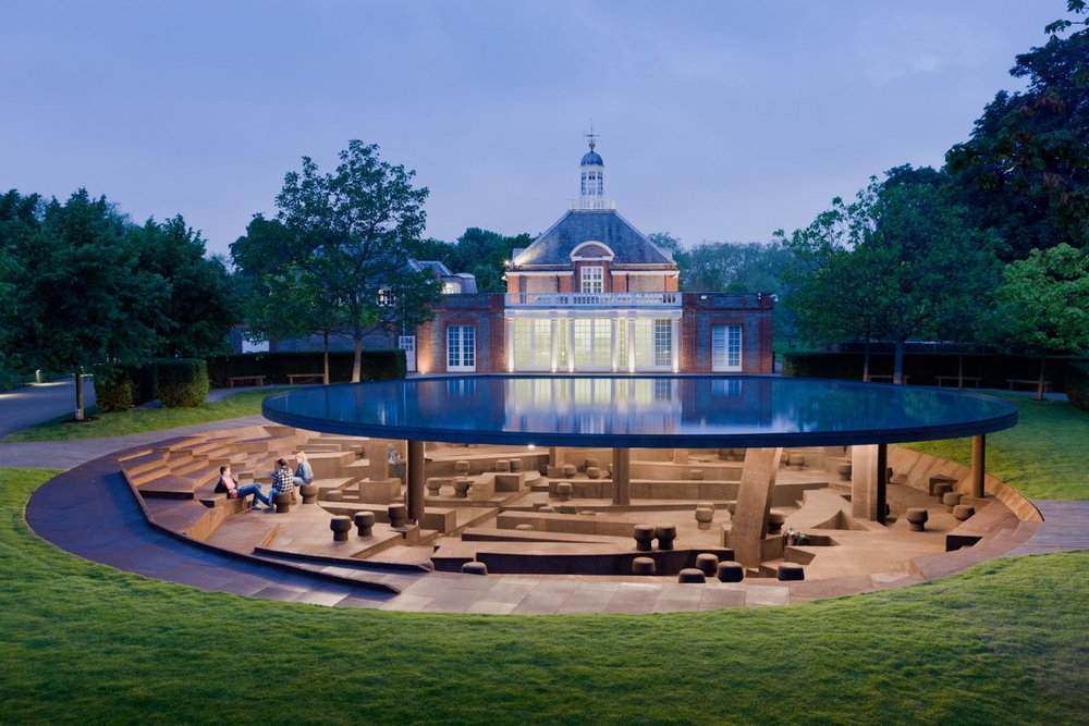 Image 22 of 34 | Serpentine Gallery Pavilion 2012 by Herzog & de Meuron and Ai Weiwei