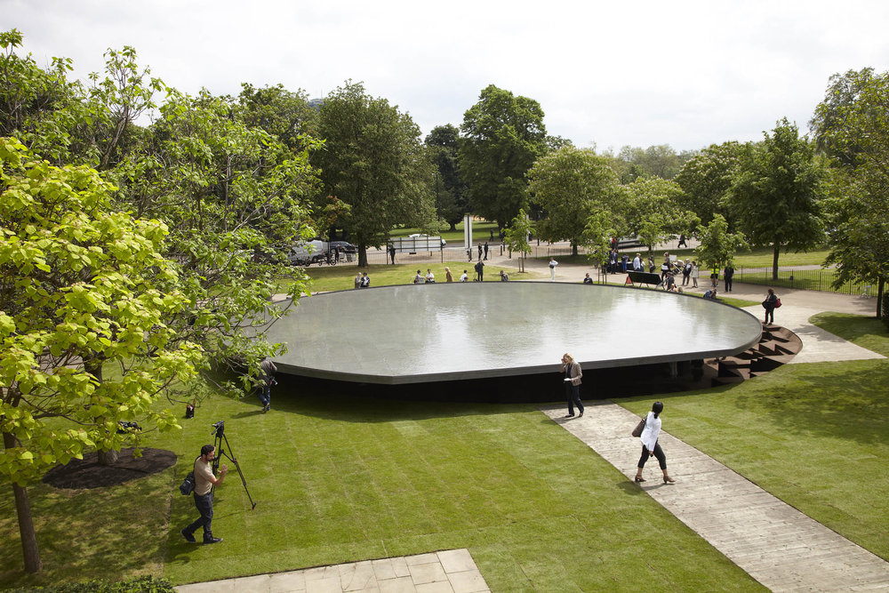 Image 21 of 34   Serpentine Gallery Pavilion 2012 by Herzog & de Meuron and Ai Weiwei