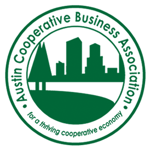 The Austin Cooperative Business Association (ACBA) works to BUILD and EXPAND the cooperative economy in central Texas through worker co-ops, housing co-ops, and more.