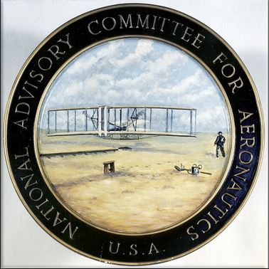 "In 1915 the NACA (National Advisory Committee for Aeronautics) was founded to undertake, promote, and institutionalize aeronautical research - ""the duty of the advisory committee for aeronautics to supervise and direct the scientific study of the problems of flight with a view to their practical solution"" -"