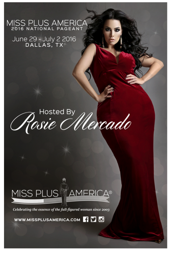 Miss Plus America rebranding case study