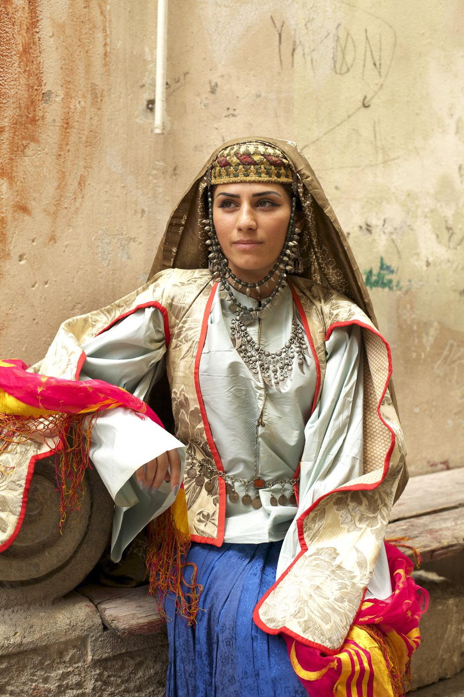MODEL: LEYLA BASHIROVA