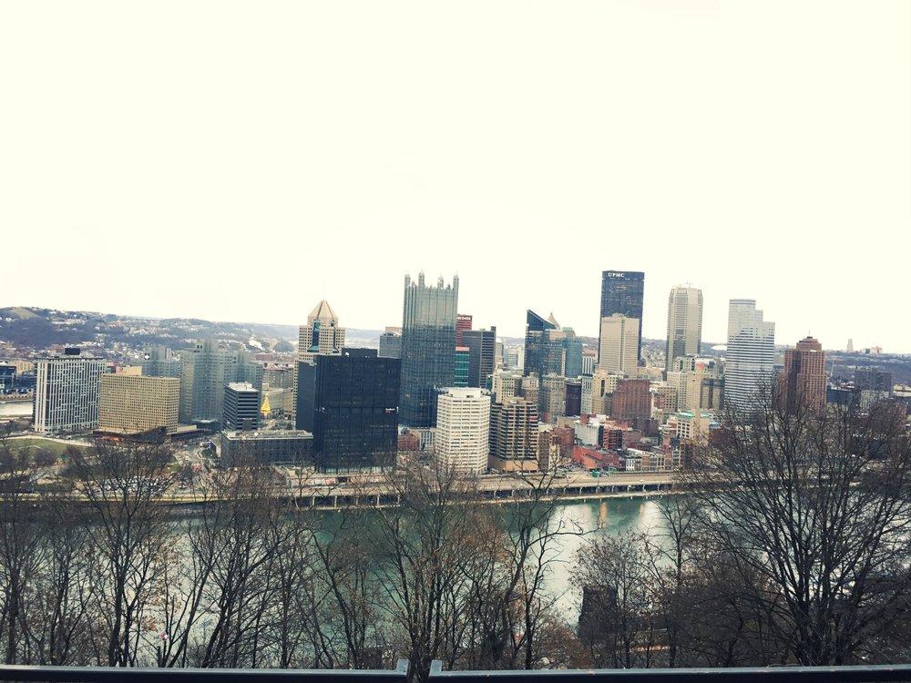 Pittsburg, Pensilvania.
