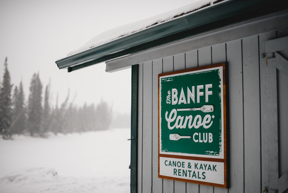 Banff Canoe Club