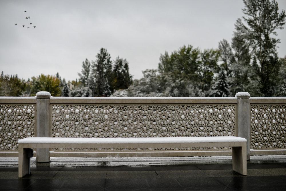 Aga Khan Garden U of A