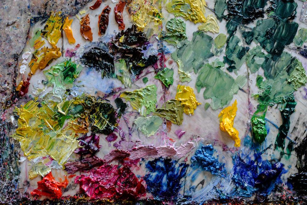 Robert Lemay palette