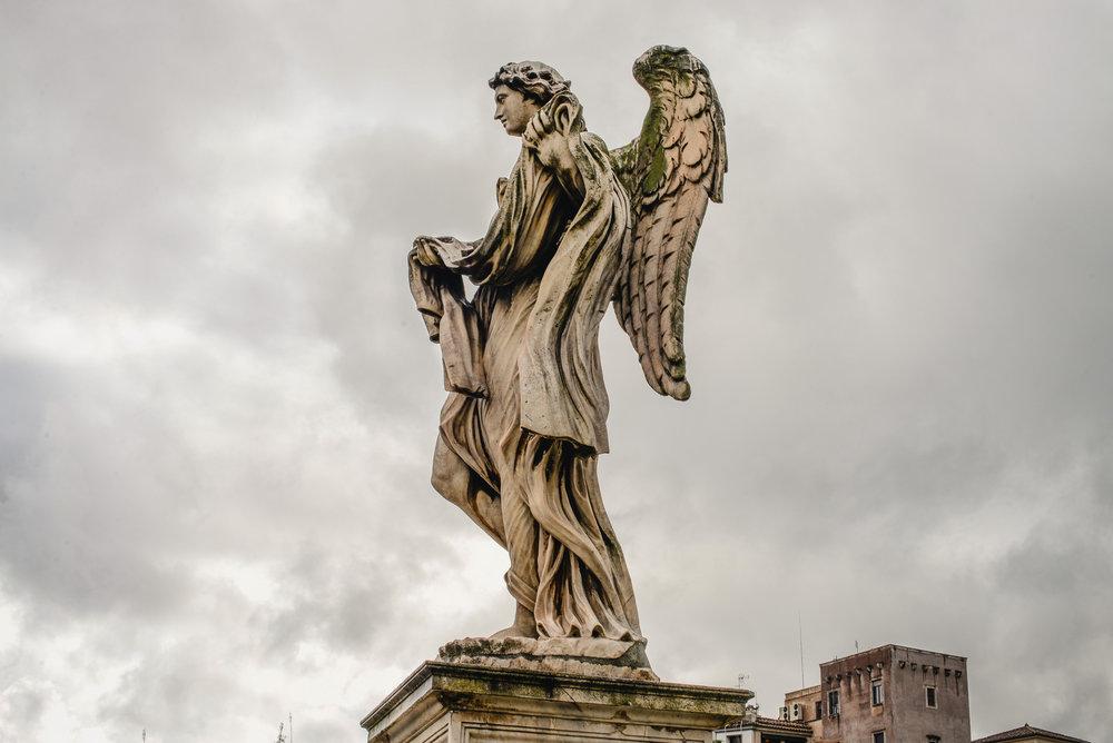 Angel Ponte Sant'Angelo