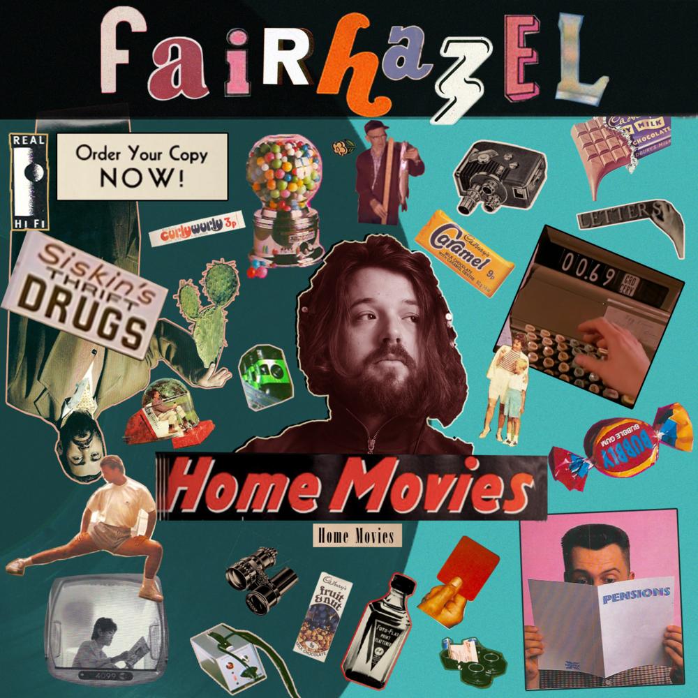 Cover of unreleased album Home Movies.