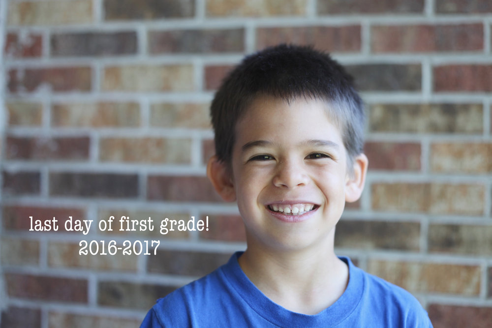 Kohen End First Grade.JPG