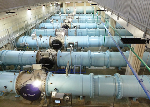 UV treatment facility protects Cincinnati's water and its citizens