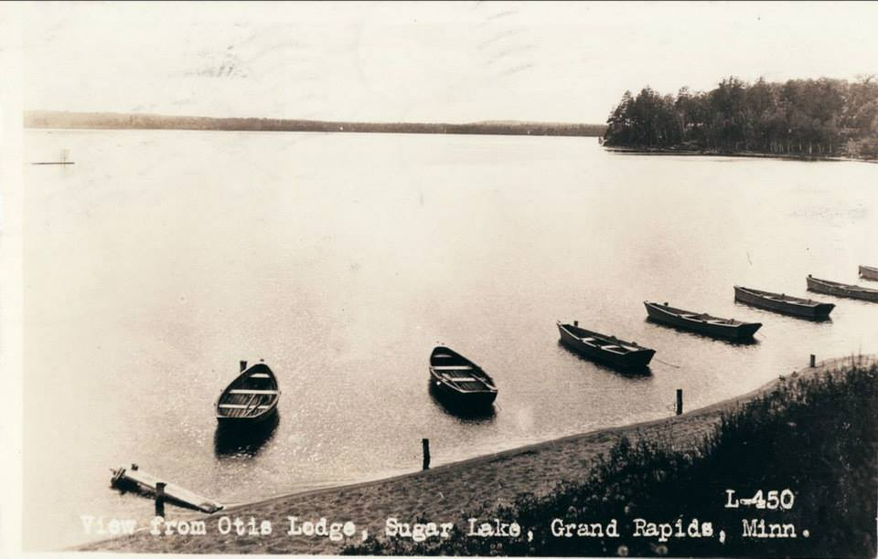 View from Otis Lodge 1900s