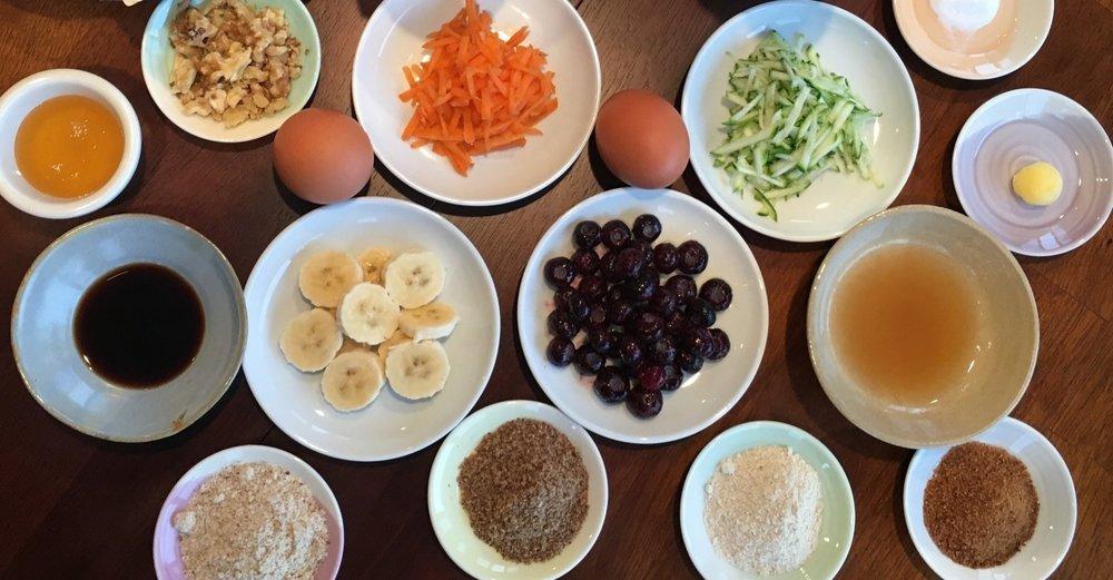BananaBread_IngredientsOverhead