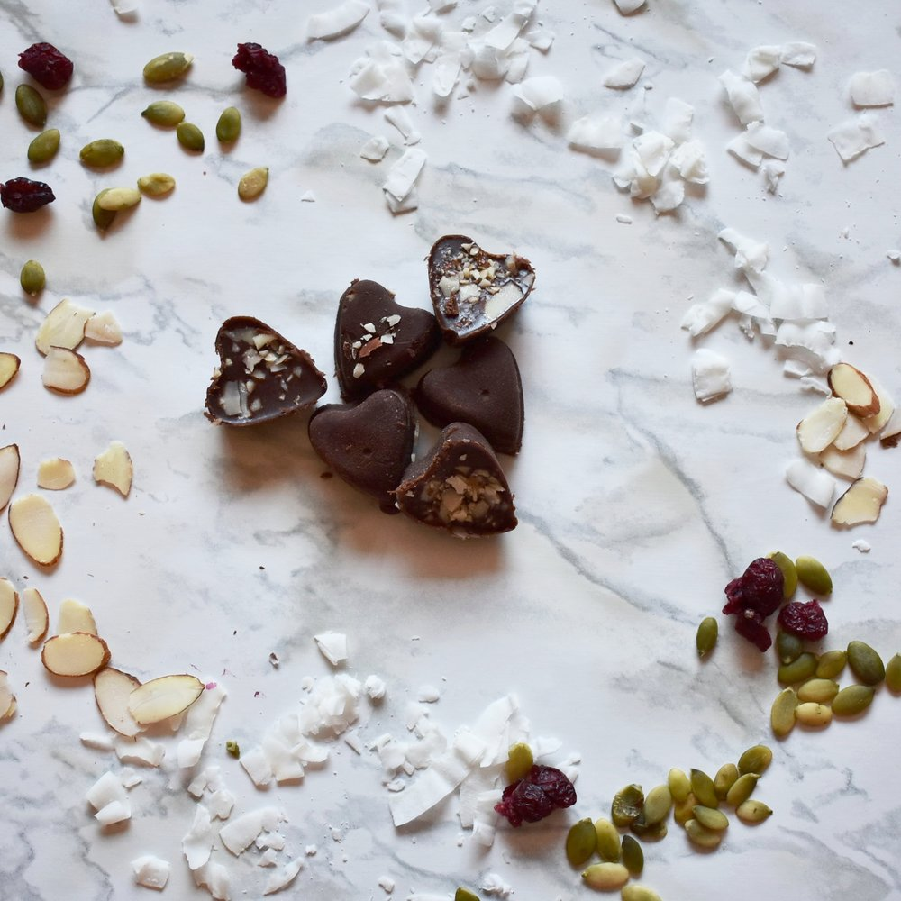 Bite-Sized Candy Bites