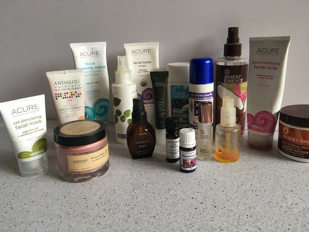 NaturalBeautyProducts_Favorites