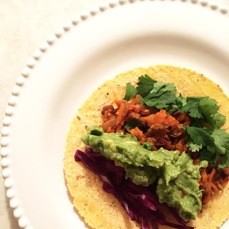 Vegan Barbacoa Tacos