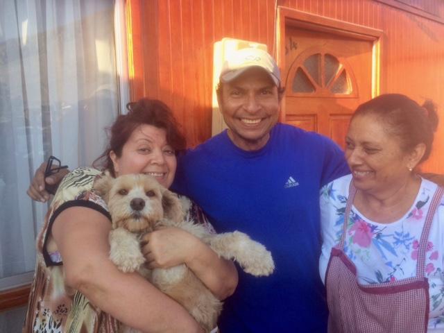 Bony, Omar, & Maria