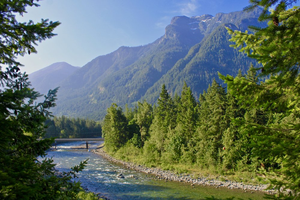 Frasier River - Hope, BC