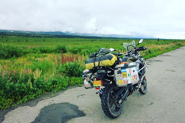#advrider #f800gsa #riding4adventure #bmwmotorrad #alaska