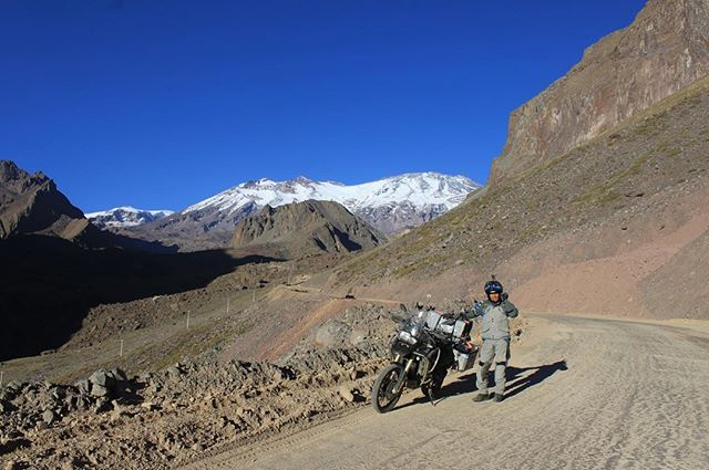 #advrider #f800gsa #riding4adventure #bmwmotorrad #chilegram