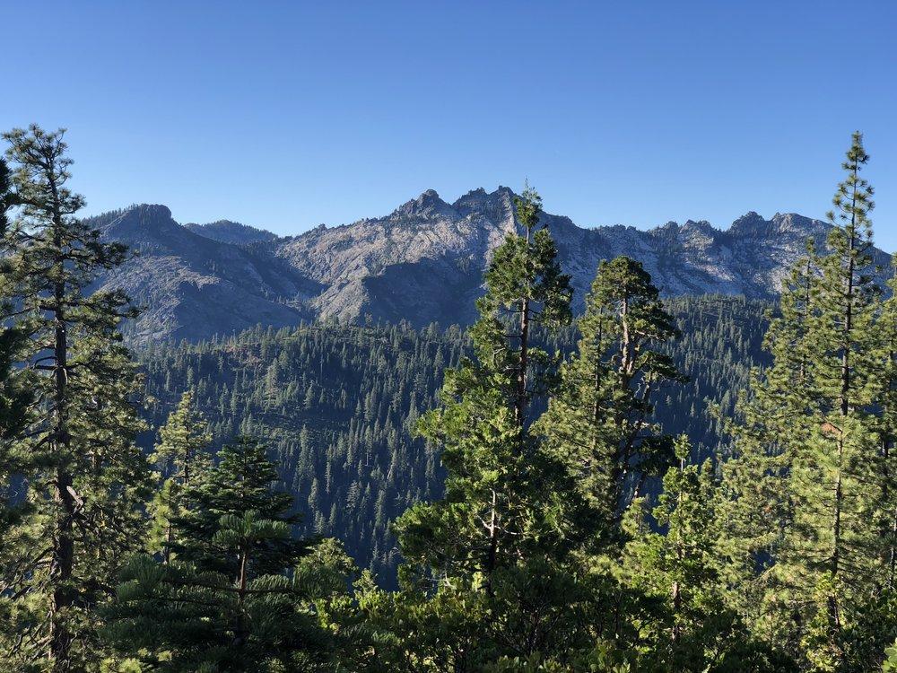 Trinity Mountains