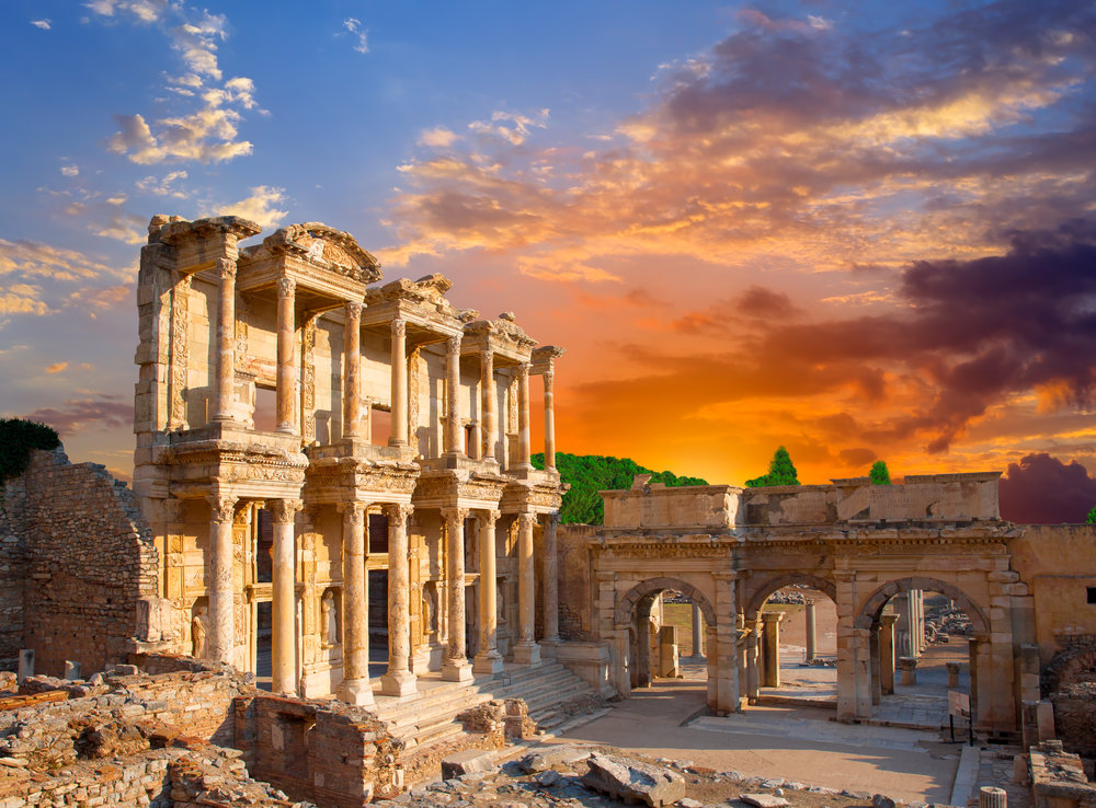 Library of Celsus Ephesus Turkey shutterstock_167371061.jpg