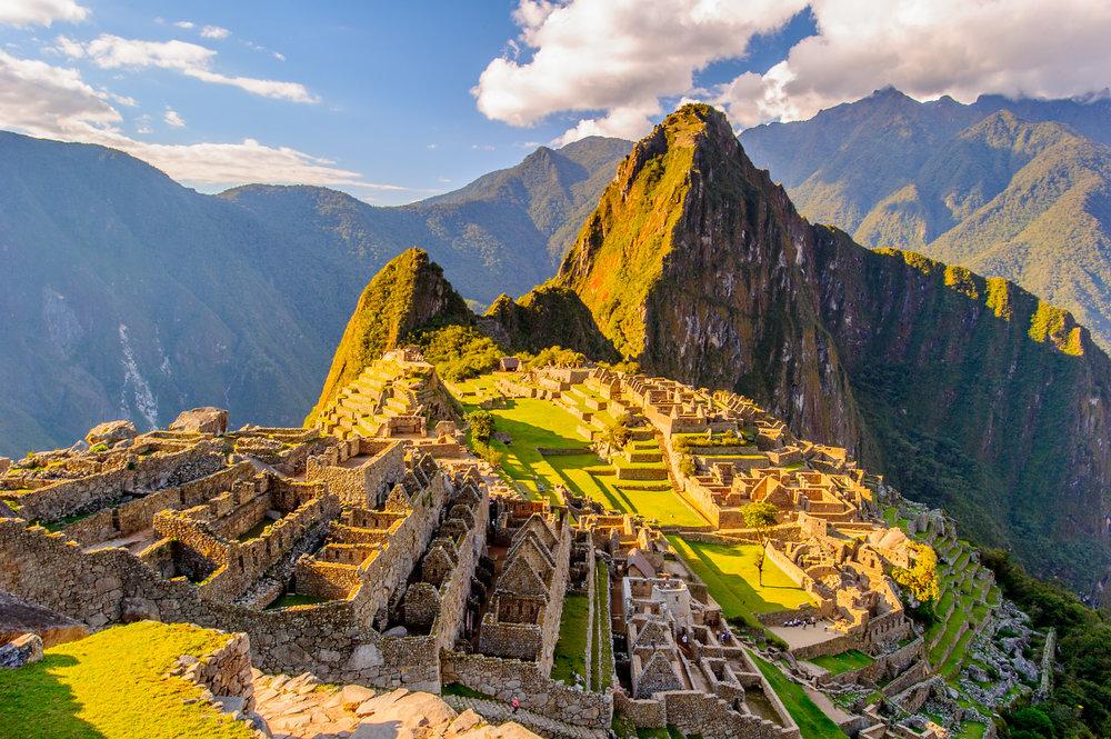 Machu Picchu Peru sunset shutterstock_389136313.jpg