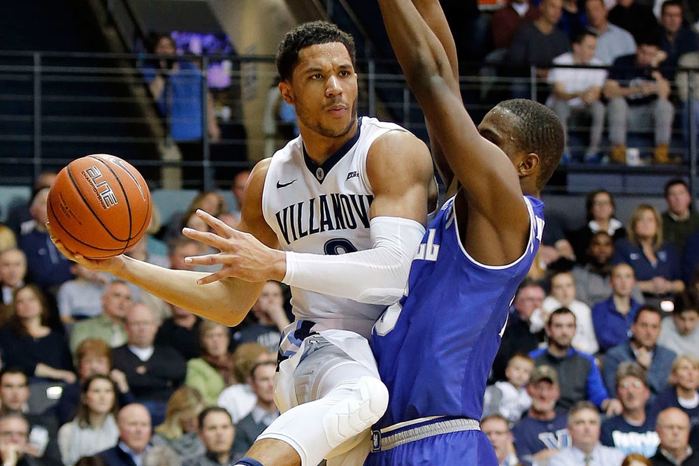 Josh Hart may be one of the older players in this draft, but his shooting and high basketball IQ makes him a perfect mid-minutes contributor on a team that doesn't need him to take over games.