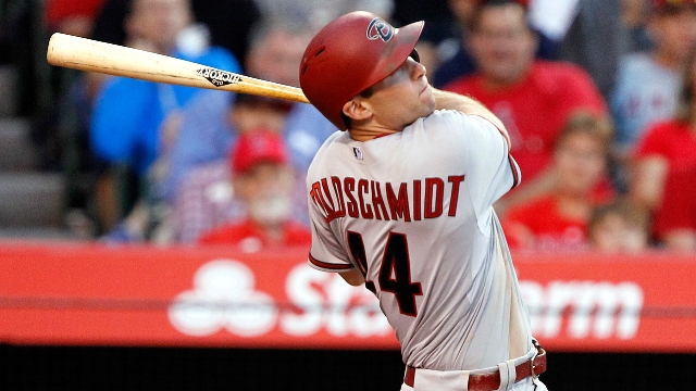 Arizona Diamondbacks first baseman, Paul Goldschmidt