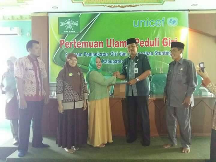 Pertemuan Forum Ulama Peduli Gizi bersama Fatayat NU dan LKNU (Fatayat NU/Umi  Wahyuni)