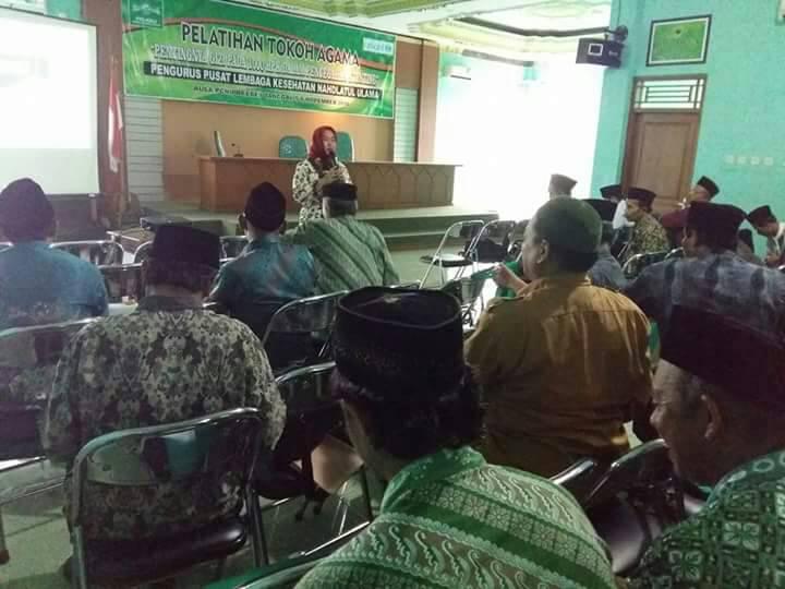 Pelatihan Tokoh Agama tentang Pentingnya Gizi pada 1000 HPK dalam Pencegahan Stanting