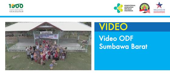 Video ODF Sumbawa Barat