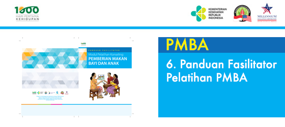 6. Panduan Fasilitator Pelatihan PMBA