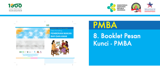 8. Booklet Pesan Kunci PMBA