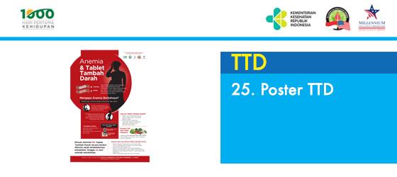 Poster TTD