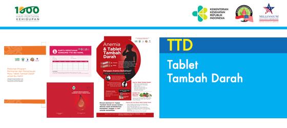TTD (Tablet Tambah Darah)