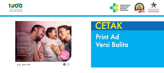 Print Ad Versi Balita