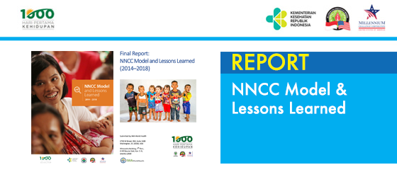 NNCC Model & Lessons Learned