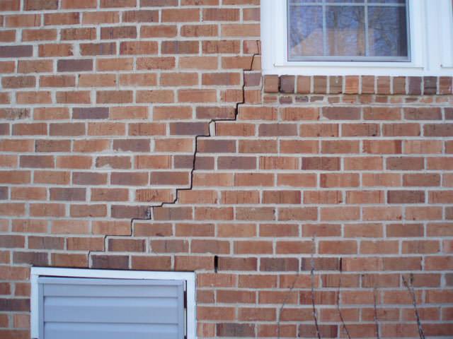 Check for cracks -