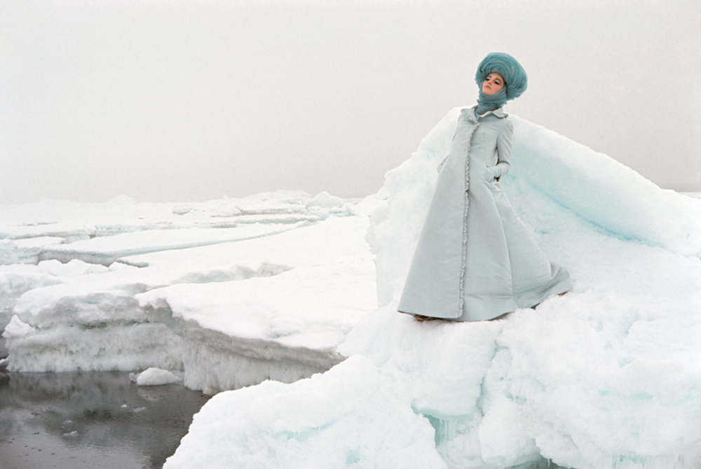 Expedition: Fashion from the Extreme Photograph by John Cowan, 1964 ã The John Cowan Archive