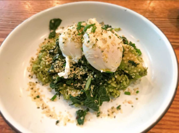Ruby's has two locations in the city, one in Soho and the other in Murray Hill. Can't go wrong with the avocado toast and chia muesli!