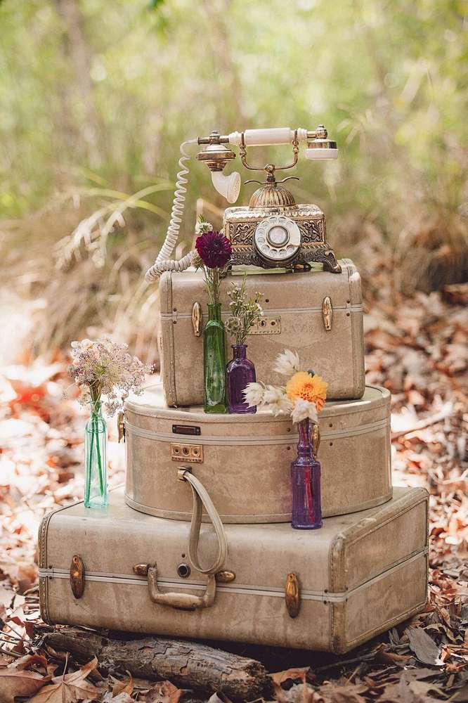 Photograph from this  Bohemian Bridal Bliss Inspiration Shoot featured on  Catch My Party