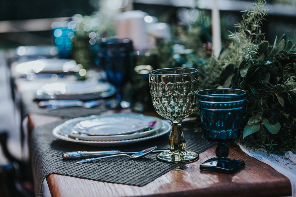 Tablescape by The Copper Quail