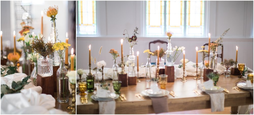 Five Ways to Use Clear Vases in Your Wedding Decor
