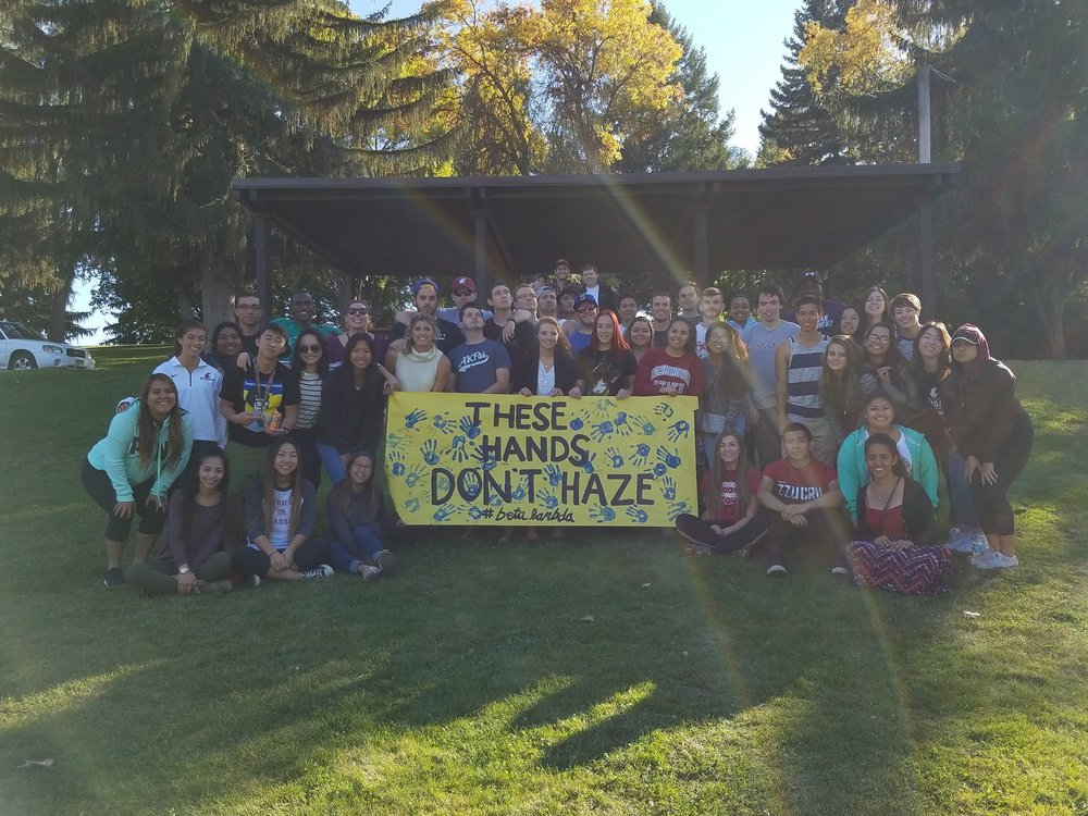 National Hazing Prevention Week / Corn Roast in the Park Brotherhood