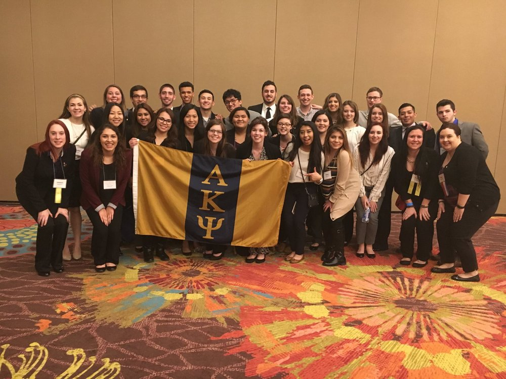 Beta Lambda at The Principled Business Leaders Institute 2016